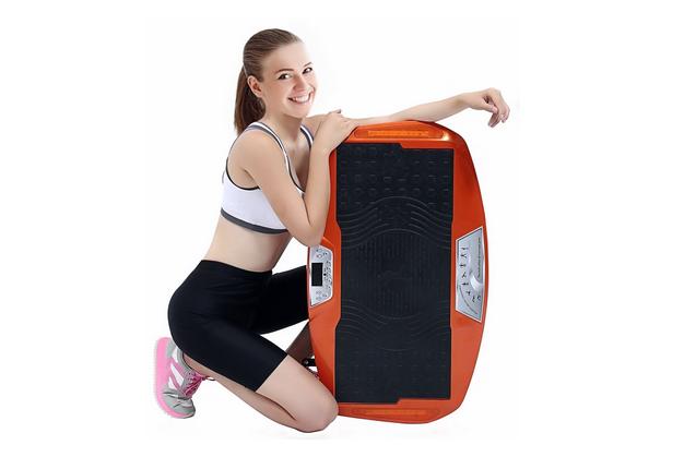 Merax Dual Motor Dual Mode Vibration Platform Fitness Machine